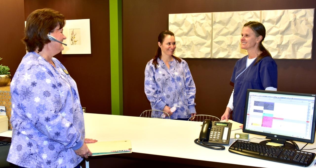 Tour Our Office Dentist In Colorado Springs Co Summit